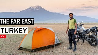 Along the Armenian Border Ep. 41 | Far East Turkey | Motorcycle Tour Germany to Pakistan