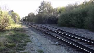 POESIE FERROVIAIRE :  un passage en gare