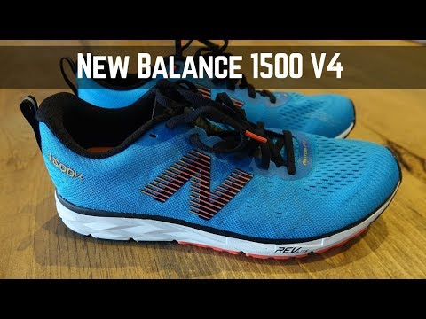 newest collection f7d67 fe4cb New Balance 1500 V4 - Tested & Reviewed - YouTube