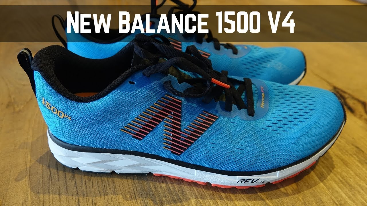 New Balance 1500 V4 - Tested & Reviewed