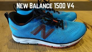 Perceptible Saludar malta  New Balance 1500 V4 - Tested & Reviewed - YouTube