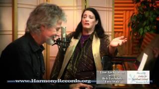 Lisa Aschmann with Bob Teesdale -