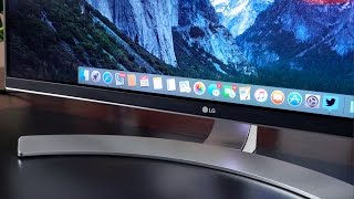 ultimate macbook 4k usb c monitor lg 27ud88 unboxing review