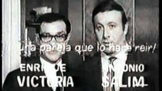 El Embajador y Yo (1966 - Trailer)