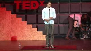 5 Things To Do Sometime In Life/Where Do We Go From Here | Herrison Chicas | TEDxCharlotte