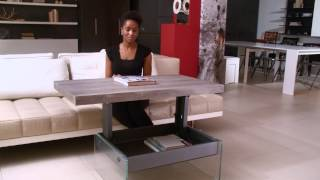 Bellagio | Resource Furniture | Transforming Tables