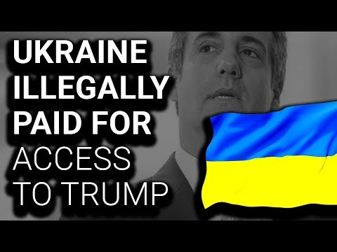 Trump Lawyer Paid by Ukraine to Arrange Talks with Trump