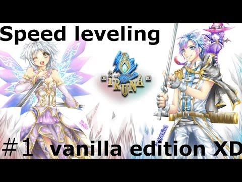 Speed leveling w/o using my alts - Iruna Online - YouTube