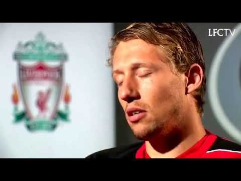 Lucas Leiva Interview on Klopp's First day of training