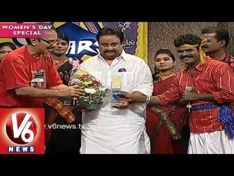Telangana Special Folk Songs || Folk Star Dhoom Thadaka || Episode 07 || V6 News - 7