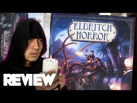 Eldritch Horror | Shelfside Review