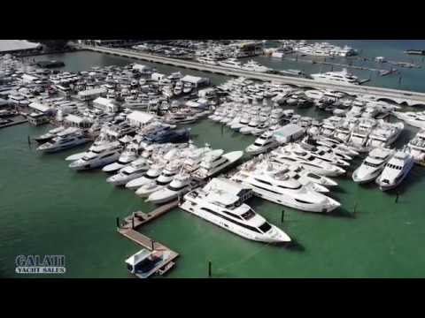 Miami Yacht Show 2019  Move In