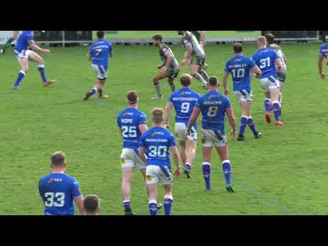 Workington Play-off Highlights