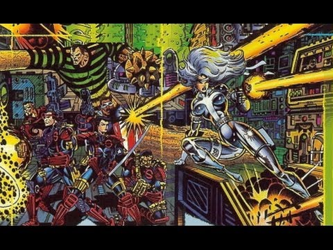 Silver Sable: who is she?