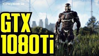 Crysis 3 GTX 1080 Ti OC   1080p - 1440p & 4K (2160p) FRAME-RATE TEST