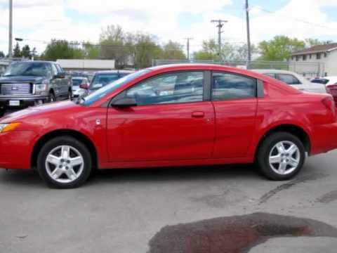 used 2007 saturn ion quad coupe for sale youtube. Black Bedroom Furniture Sets. Home Design Ideas