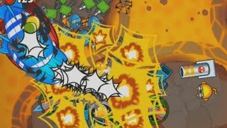 100,000 Sub Special - Part C - Bloons Monkey City Mobile