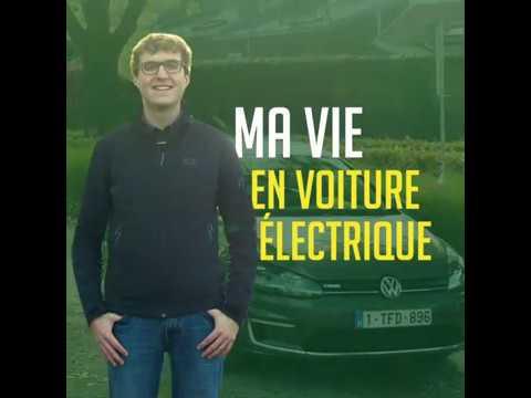 Ma vie en voiture électrique #1