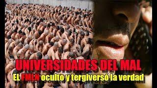 Las universidades del mal y la mentira del FMLN