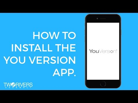 How To Install YouVersion Bible App