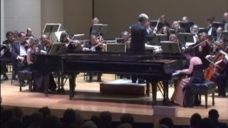 Varshavski-Shapiro Piano Duo, Mendelssohn Concerto in E major for two pianos and orchestra