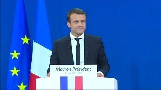Wahl in Frankreich: Macron und Le Pen in der Stichwahl