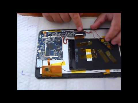 d montage r paration tablette tactile mpman 10 1 pouces