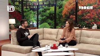 """Monika Lubonja në Trokit: Të marrin """"jetën""""! Largimi im, i organizuar 21/12/2018   IN TV Albania"""