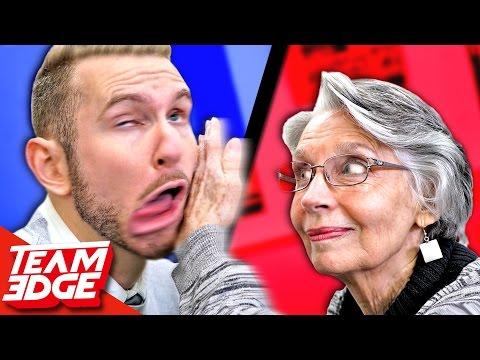 Millennial vs. Elder Trivia Challenge!!