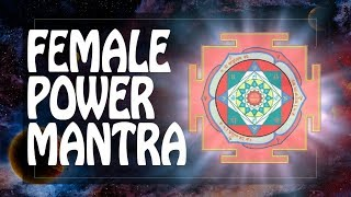Venus Mantra Female Power Awakening Shukra mantra ॐ Powerful Mantras Meditation Music (PM) 2018