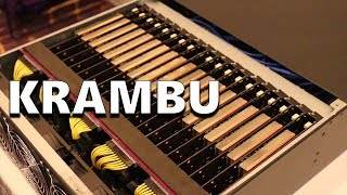 Learning About Krambu Blockchain Hardware with Michael Green