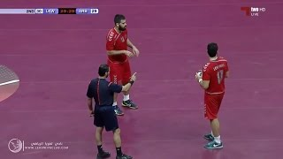 الشوط الثاني | لخويا 32 - 29 العربي | ربع نهائي كأس الأمير لكرة اليد2016