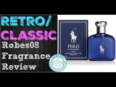 Retro: Polo Blue by Ralph Lauren Fragrance Review (2002)