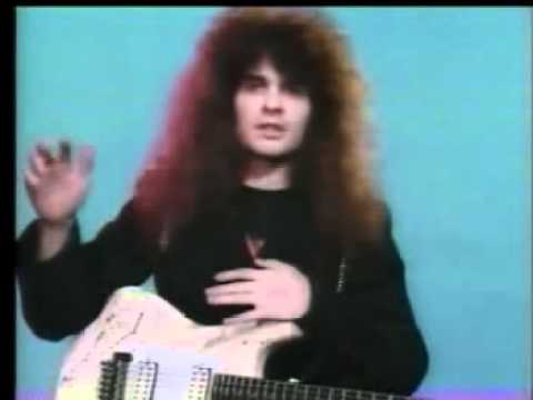 Vinnie Moore - Speed, Accuracy and Articulation