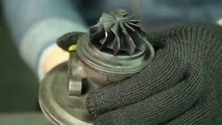 видео Запчасти для турбин