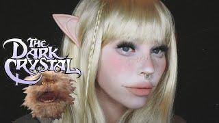 gelfling makeup tutorial / the dark crystal