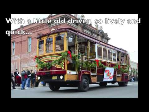 Jacksonville, Oregon Victorian Christmas Parade 2015