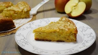 Французский яблочный пирог. Изумительный пирог!  / French apple tart