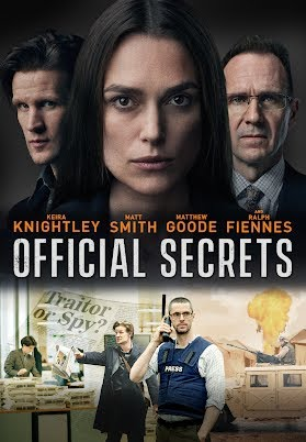 Official Secrets Movie Clip Breach 2019 Movieclips Coming Soon Youtube