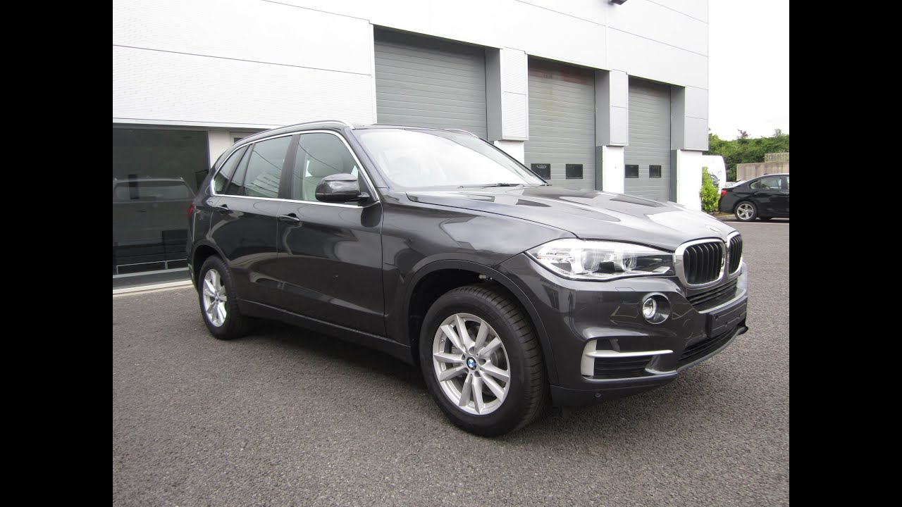 Review 2017 Bmw X5 Se Sdrive25d F15