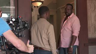 Exclusive BTS Clip from the new thriller DON'T LET GO starring David Oyelowo and Brian Tyree Henry