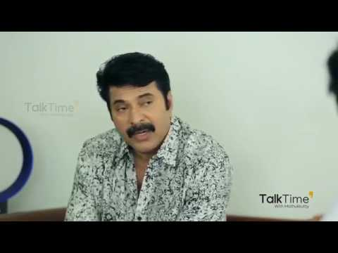 Mammootty  Interview with Rj Mathukutty