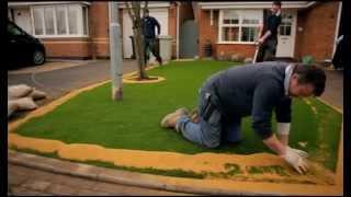 DIY Artificial Grass Installation - How to install artificial grass