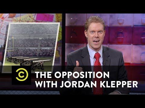 Making Football Great Again - The Opposition w/ Jordan Klepper