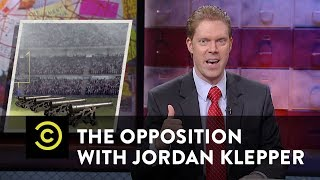 Making Football Great Again - The Opposition w/ Jordan Klepper