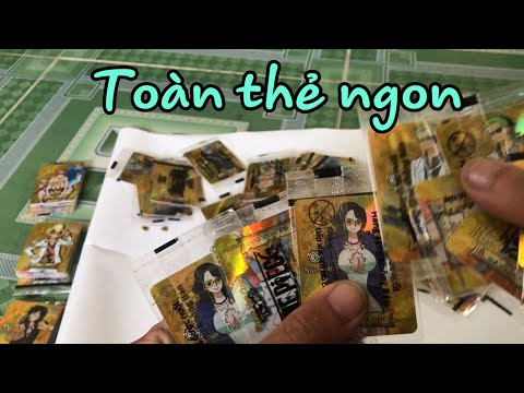 Thẻ Toonies One Piece Film Gold   Những Tấm Thẻ Trong Mâm Bánh Toonies Khổng Lồ Tập Trước