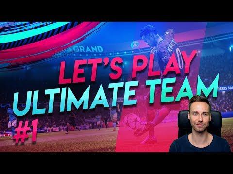 DIE SCHLECHTESTEN STARTER-PACKS IN DER WEB-APP?! | FIFA 19 Let's Play Ultimate Team #1