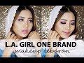 Makeup Lebaran | LA GIRL ONE BRAND TUTORIAL [BAHASA]