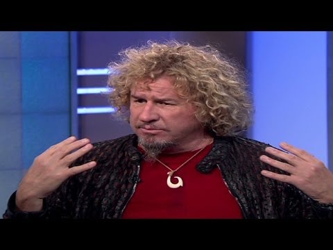 Sammy Hagar talks aliens with Dr. Drew