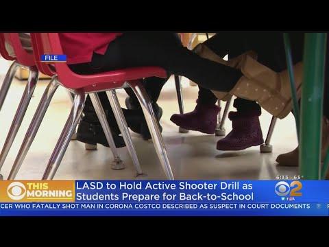 Agencies To Conduct Active Shooter Drill At Lakewood School